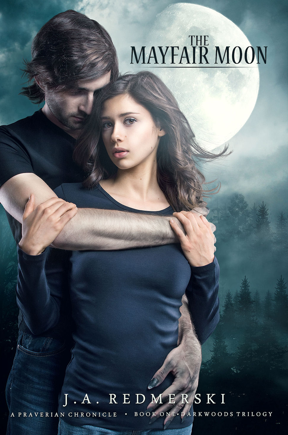 books werewolf Young adult
