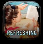 refreshing