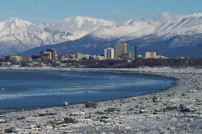 Alaskan Towns Population