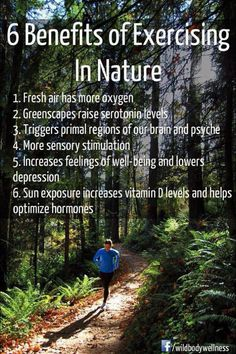 outdoor benefits